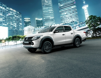 MITSUBISHI L200 - BLACK EDITION